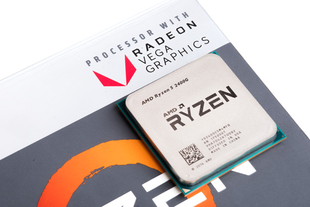 Nuovi Ryzen alla riscossa ! 2200G e 2400G l'entry level si fa interessante