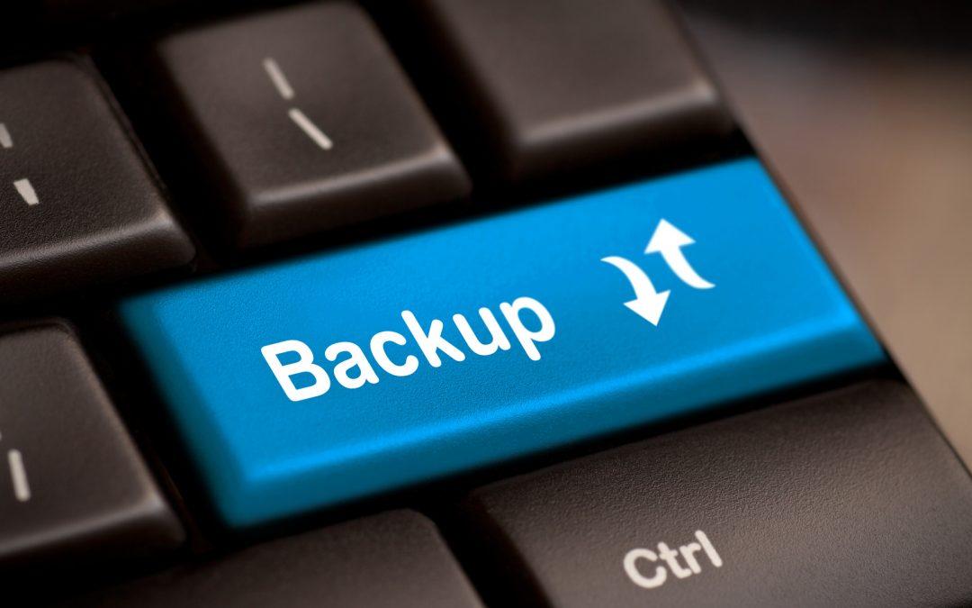 Backup: Perché è importante e come svolgerlo al meglio