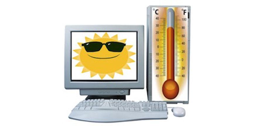 Il tuo PC è pronto a sopportare il caldo?
