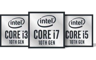 Cpu Intel Mobile di decima generazione: tutto ciò che c'è da sapere
