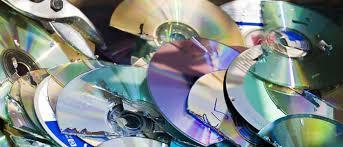 CD DVD e BlueRay ci stanno dicendo addio: come rimpiazzarli