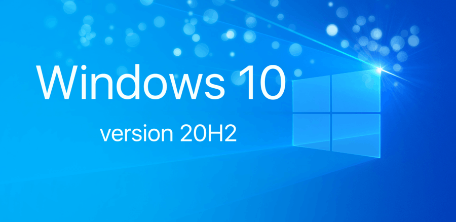 Windows 10 20H2 disponibile da oggi !