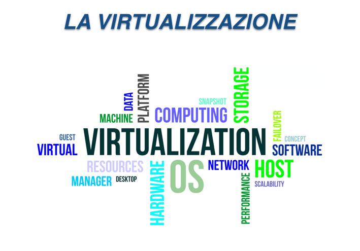 Virtualizzazione: utilissima quanto sconosciuta