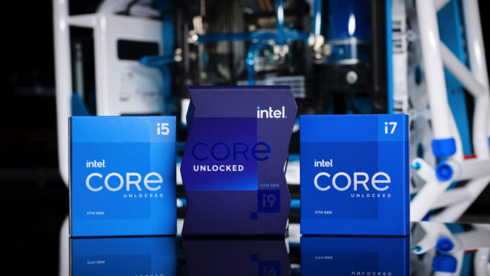 CPU Intel di Undicesima generazione pronte allo sbarco