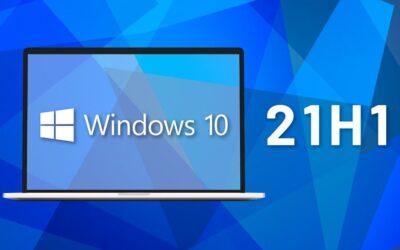 Rilasciata la nuova versione 21H1 di Windows 10